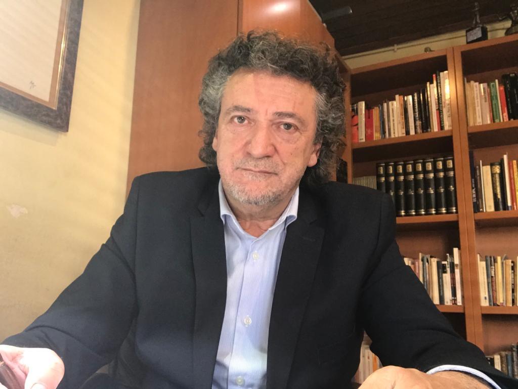 Xosé Díaz, el virus no nos puede parar