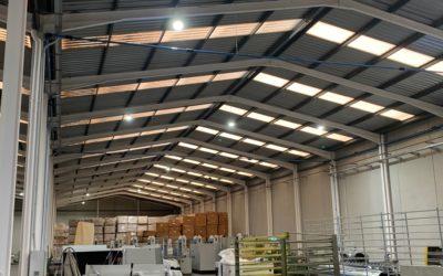Beneficios de la iluminación led en la industria