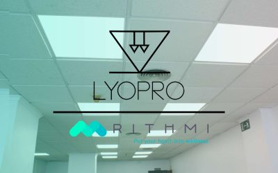 Colaboración Lyopro y Rithmi