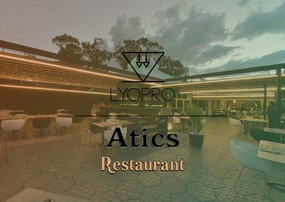 Restaurante Àtics Lloret de Mar