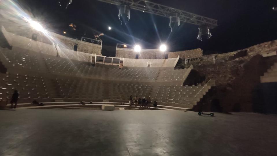 teatro romano sagunto 1